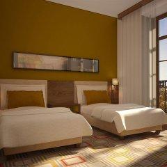 Гостиница Долина +960 4* Номер Делюкс с различными типами кроватей фото 2