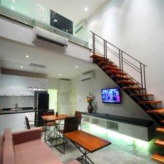 Отель Kamala Resort and Spa 4* Люкс с различными типами кроватей фото 2
