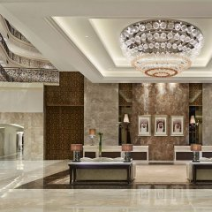 Отель Waldorf Astoria Dubai Palm Jumeirah интерьер отеля фото 2