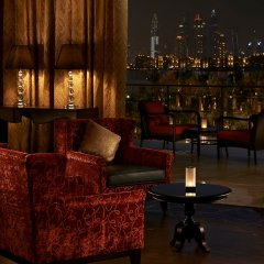 Отель Waldorf Astoria Dubai Palm Jumeirah гостиничный бар