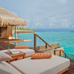 Отель Ayada Maldives терраса/патио
