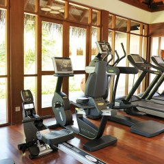 Отель Ayada Maldives гимнастика