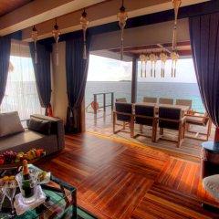 Отель Ayada Maldives гостиная фото 4