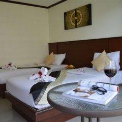 Отель Sharaya Residence Patong 3* Номер Делюкс разные типы кроватей фото 3