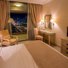 Mercure Dubai Barsha Heights Hotel Suites комната для гостей фото 2