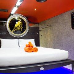 Nicky's Handlebar Hotel 3* Номер Делюкс с разными типами кроватей