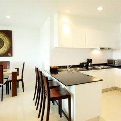 Отель The Park Surin кухня в номере фото 5