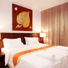 Отель The Park Surin комната для гостей