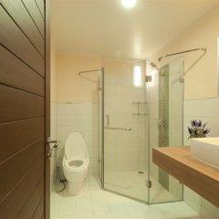 Апартаменты Karon Serviced Apartment ванная фото 2