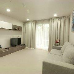 Апартаменты Karon Serviced Apartment комната для гостей фото 19