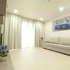 Апартаменты Karon Serviced Apartment комната для гостей фото 17
