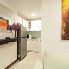 Апартаменты Karon Serviced Apartment в номере фото 3