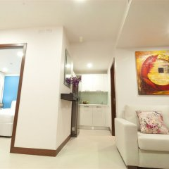 Апартаменты Karon Serviced Apartment комната для гостей фото 20