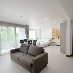 Апартаменты Karon Serviced Apartment комната для гостей фото 11
