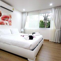 Апартаменты Karon Serviced Apartment комната для гостей фото 12