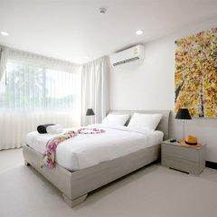 Апартаменты Karon Serviced Apartment комната для гостей фото 13