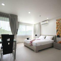 Апартаменты Karon Serviced Apartment комната для гостей фото 14