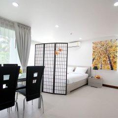 Апартаменты Karon Serviced Apartment комната для гостей фото 15
