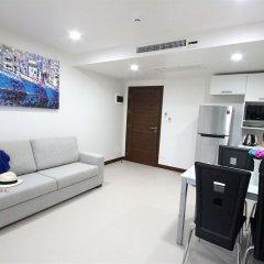 Апартаменты Karon Serviced Apartment комната для гостей фото 23