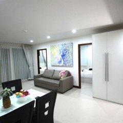 Апартаменты Karon Serviced Apartment комната для гостей фото 2