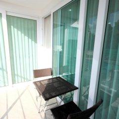 Апартаменты Karon Serviced Apartment балкон фото 2