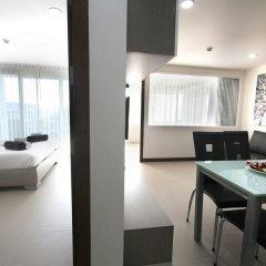 Апартаменты Karon Serviced Apartment комната для гостей фото 7