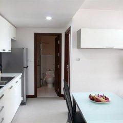 Апартаменты Karon Serviced Apartment в номере фото 2