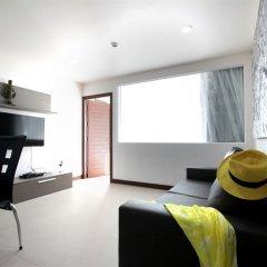 Апартаменты Karon Serviced Apartment комната для гостей фото 9