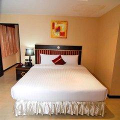 Отель Lucky Palace Бангкок комната для гостей фото 2