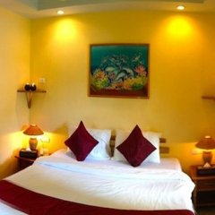 Отель Palm Garden Resort 3* Номер Делюкс с различными типами кроватей