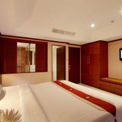 Rayaburi Hotel Patong комната для гостей фото 11