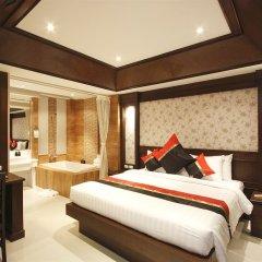 Rayaburi Hotel Patong 4* Улучшенный номер