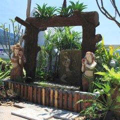 Rayaburi Hotel Patong деталь интерьера