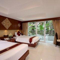 Rayaburi Hotel Patong комната для гостей фото 12