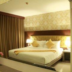 Hemingways Silk Hotel 3* Номер Делюкс разные типы кроватей фото 2