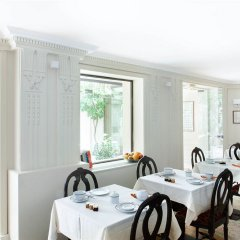 Hotel Des Saints Peres обед