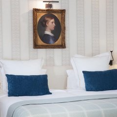 Hotel Des Saints Peres комната для гостей фото 6