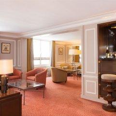Hotel Des Saints Peres интерьер отеля