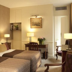 Hotel Des Saints Peres комната для гостей