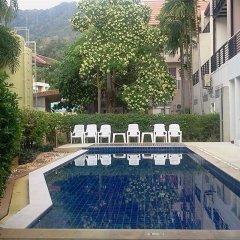 Отель Jinta Andaman открытый бассейн фото 4