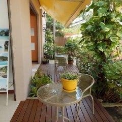 Отель Jinta Andaman терраса/патио