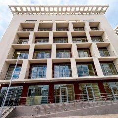 Гостиничный комплекс Бридж Резорт вид на фасад фото 2