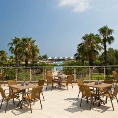 Отель Kaya Belek собственный двор