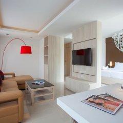 Отель Coral Inn жилая площадь