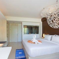 Отель Coral Inn комната для гостей фото 5