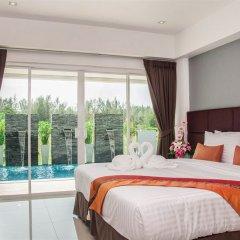 Отель Amin Resort 4* Номер Делюкс