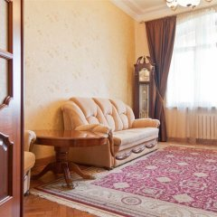 Апартаменты KvartiraSvobodna Apartments at Krasnaya Presnya комната для гостей фото 12