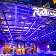 Рэдиссон Блу Шереметьево (Radisson Blu Sheremetyevo Hotel) вид на фасад фото 2