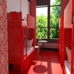 WOW Hostel Amsterdam комната для гостей фото 2