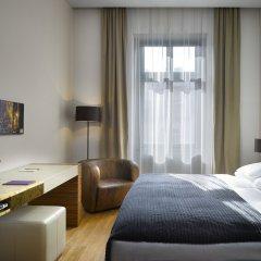 The ICON Hotel & Lounge 4* Стандартный номер с различными типами кроватей